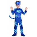 PJ Masks, Pisces Heroes Connor, Cat Costumes 7-8 y