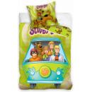 Bedspreads Scooby Doo 140 × 200cm, 70 × 90 cm