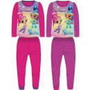 wholesale Childrens & Baby Clothing: Children long  pyjamas Shimmer and Shine 98-128cm