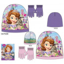 Children's hats & gloves set of Disney Sof