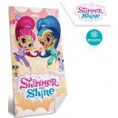 Ręcznik kąpielowy Shimmer and Shine, ręcznik plażo