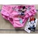 DisneyMinnie strój kąpielowy dla dzieci majtki z p