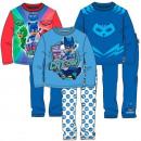 wholesale Childrens & Baby Clothing: Children long  pyjamas PJ Masks, Pizsihősök 3-8 yea