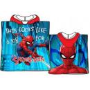 Spiderman , Spider-Man Poncho kąpielowe ręcznik pl