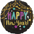 Happy New Year Foil balloons 43 cm