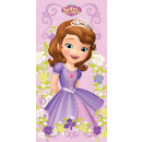 DisneySofia , Sofia bath towel, beach towel