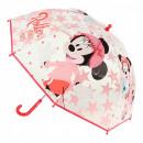 DisneyMinnie Children's transparent umbrella Ø
