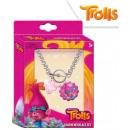 Trolls , Trolls Bracelet + Pendant Set