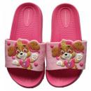 grossiste Vetement et accessoires: Pantoufles Paw Patrol 3D pour enfants 25-32