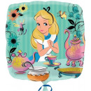 Disney Alice in Wonderland, Fólia lufi 43 cm