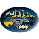 Batman form pillow, decorative pillow 27x40 cm