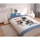 Perro, The Dog ropa de cama 140 x 200 cm, 70 x 80