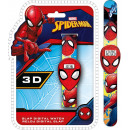 Digital 3D Watch Spiderman , Spiderman