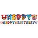 Super Mario Happy Birthday 190 cm