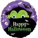 groothandel Stationery & Gifts: Halloween Folie Ballonnen 43 cm