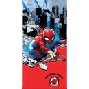 Spiderman bath towel, beach towel 67 * 137 cm