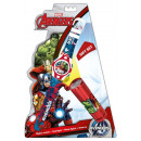 Flashlight + LED  digital watch Avengers