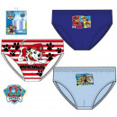 Paw Patrol children's underwear, bottom 3 pcs
