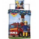Sam the firefighter Children's bedding cover 1