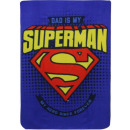 Superman fleece Duvert 100 * 140cm