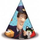 Postman Pat, Post Pat Patrick hat, 6 pcs