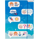 Disney Ice Magic Emoji A / 4 gumowy folder