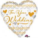 Wedding, Wedding Foil balloons 43 cm