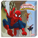 Spiderman , Spiderman's Napkin 20 pcs