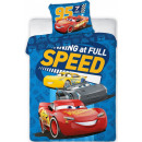 Kinder Bettwäsche Cover Disney Cars , Grün 100 × 1