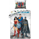 Linge de lit Justice League, The Justice League