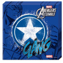 wholesale Licensed Products: Avengers , Bolts napkin with 20 pcs