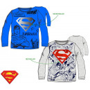 Kids Long T-shirt, Top Superman 3-8 years