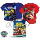 hurtownia Produkty licencyjne: Dla dzieci T-shirt, top Paw Patrol , Psi patrol