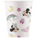 Disney Minnie Unicorn komposztálható papírpohár