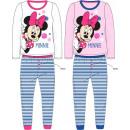 wholesale Licensed Products: DisneyMinnie kid is long pyjamas 104-134 cm