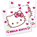 Hello Kitty Servetten 20 stuks