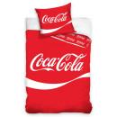 grossiste Maison et habitat: Linge de lit Coca-Cola 140 × 200 cm, 70 × 90 cm