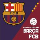FCB, almohada FC Barcelona , cojín 38 * 38 cm
