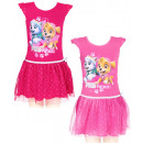 Großhandel Lizenzartikel: Kinder Kleid Paw Patrol , Paw Patrol 98-128 cm