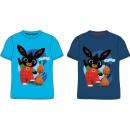 T-shirt corta per bambini Bing, parte superiore 92