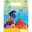 Disney Nemo et sac cadeau Dory 6 pièces