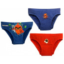 Kid's underwear, bottom Angry Birds 3 pieces /