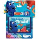 Digitaal horloge + portemonnee Disney Nemo en Dory