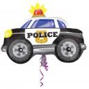 Police car, Police car Mini Foil balloons