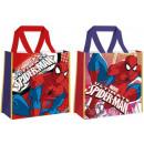 ingrosso Borse & Viaggi: Shopping bag  Spiderman, Spiderman 38 x 38 cm