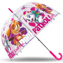 Paw Patrol parapluie transparente pour ...