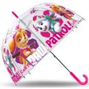 Kinderen transparante paraplu Paw Patrol, Paw Patr