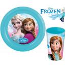 Vaatwerk, plastic sets van Disney Frozen, Frozen
