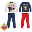 Kid long pyjamasFireman Sam , Sam is a firefighter