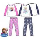 hurtownia Produkty licencyjne: Dzieci długo  piżama Disney Kraina Lodu, mrożone